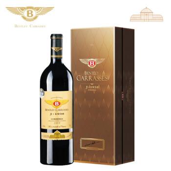 法國賓利凱樂莊園1938干紅葡萄酒